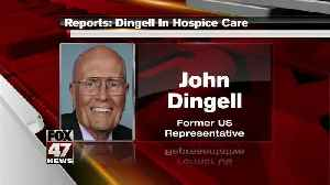 John Dingell: 'You're not done with me just yet' [Video]