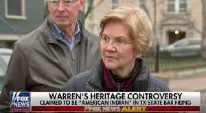 RNC urges Texas Bar to discipline Warren over 'false claims' on ancestry [Video]