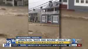 Safe and Sound: County Exec. Calvin Ball offers update on first phase of Ellicott City flood plan [Video]