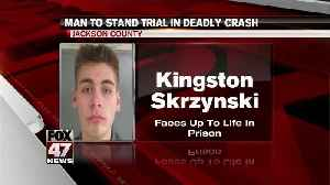 Man to stand trial in deadly crash [Video]