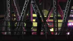 Newark Police Rescue 'Suicidal Man' From Passaic River [Video]