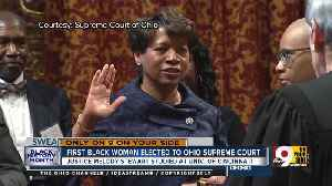 First black woman elected to Ohio Supreme Court [Video]