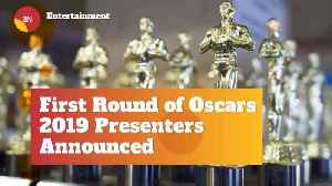 Star Power 'Oscars' Presenters Have Been Announced [Video]