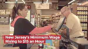 In New Jersey The Minimum Wage Will Be 15 An Hour [Video]