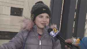 Little Girl From NJ Back Home After Presidential Shout Out At State Of The Union Address [Video]