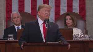 Reactions Divided After President Trump's SOTU Address [Video]