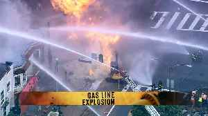 Team Coverage: San Francisco Gas Line Explosion, Fire [Video]
