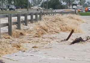 'Our Wettest Night Yet': Queensland Town of Hughenden Thrashed by Floods [Video]
