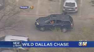 Neighbors React To End Of Wild Chase In Dallas [Video]