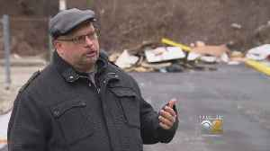 Man Says City Has Not Stopped Illegal Dumping Near A Former CPS School For Years [Video]