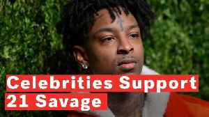 21 Savage Arrest: Jay-Z, Cardi B, Meek Miller And Others Voice Support For Rapper [Video]