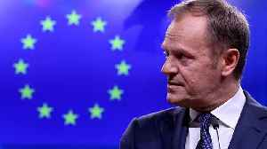 London and Brussels divided over Tusk
