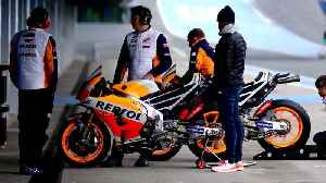 Repsol Honda 2017 Pre-Season Jerez Test [Video]