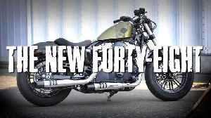 Sportster Forty-Eight [Video]