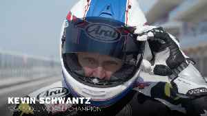 Kevin Schwantz Takes on Circuit of The Americas in Exclusive Video [Video]