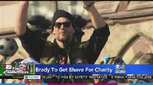 Tom Brady To Shave Playoff Beard To Raise Money For Charity [Video]
