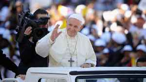 Vatican Clarifies Pope's 'Sexual Slavery' of Nuns Comment [Video]