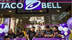 Taco Bell Will Deliver Across America [Video]