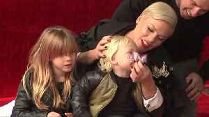 Pop star Pink to be honoured at London's BRIT Awards [Video]