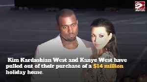 Kanye West pulls out of condo purchase [Video]
