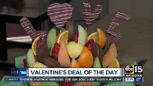 DEAL: This fruit basket is the perfect Valentine's Day gift! [Video]