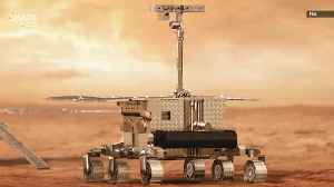 It's A Girl! The Rover That Will Be Searching For Life On Mars Just Got Its Name [Video]