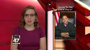 Young to get $990K payout [Video]