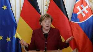 Merkel Says Its Still Possible To Reach Brexit Solution Without Reopening Deal [Video]