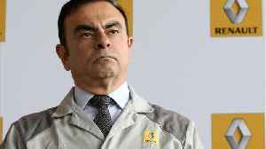 Renault Alerts Prosecutors Of Ghosn Of Personal Benefits In 2016 Sponsorship Deal [Video]