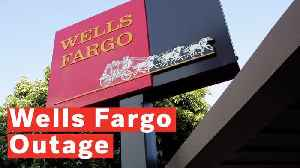 Wells Fargo Outage Causes Website, App Errors [Video]