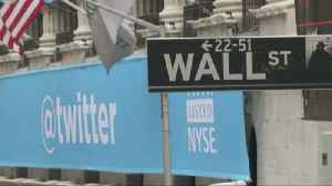 Twitter shares tumble on higher expense forecast [Video]