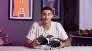 10 Things Kyle Kuzma Can't Live Without [Video]