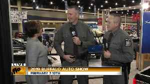 2019 Buffalo Auto Show (Part 2 - Troopers) [Video]