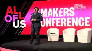 Regina Wilson, Kristina Kepner and Kristin Crowley | The 2019 MAKERS Conference [Video]