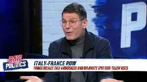 Raw Politics: Will rising tensions between France and Italy boil over? [Video]