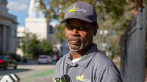 Formerly homeless, he's now an ambassador on Orlando's streets [Video]