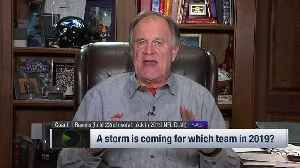 NFL Network's Brian Billick predicts a storm for Baltimore Ravens in 2019 season [Video]