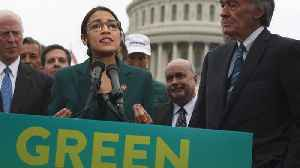 Alexandria Ocasio-Cortez Explains Why She Declined Pelosi's Climate Committee Invite [Video]