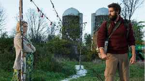 'A Quiet Place' Sequel To Shoot This Summer [Video]