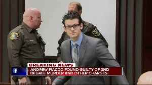 Jury finds Andrew Fiacco guilty of murder, dismemberment of Stephen McAfee [Video]