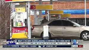 Customers complain of health problems tied to contaminated kerosene from Windsor Mill gas stations [Video]