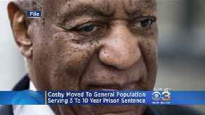 Bill Cosby Moves To General Population At Pennsylvania Prison [Video]