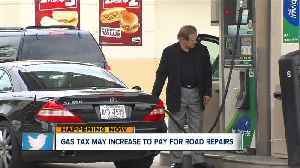 Potential gas tax hike in Ohio faces a hard sell for some drivers [Video]