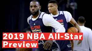 What Is NBA All-Star Weekend 2019? [Video]