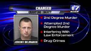 Delmarco Charges [Video]