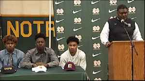 Signing Day [Video]