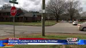 Decatur Woman Assaulted in Own Home [Video]
