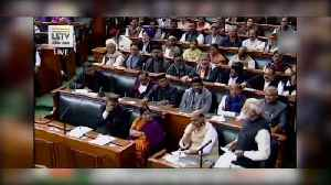 News video: 'Congress calls Indian Army Chief 'gunda': PM Modi