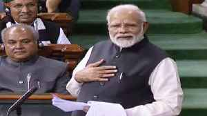PM Modi lists NDA govt's achievements in 55 months VS 55 years of Congress rule   Oneindia News [Video]