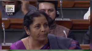 News video: Defence Minister Nirmala Sitharaman rejects Rahul's new Rafale charge